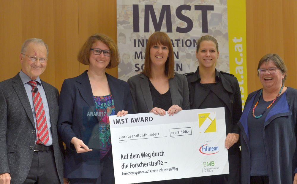 IMST StartUp und Award