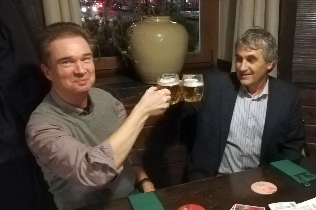 Heimo Hergan übergibt an Peter Holl