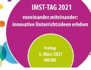 Die Zukunft gestalten - Nachhaltigkeit in den MINDT-Fächern Freitag, 5. März 2021, 13:00 - 16:30 Uhr