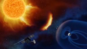 Astrid Veronig: Sonne und Weltraumwetter Mi, 9.6., 17 Uhr